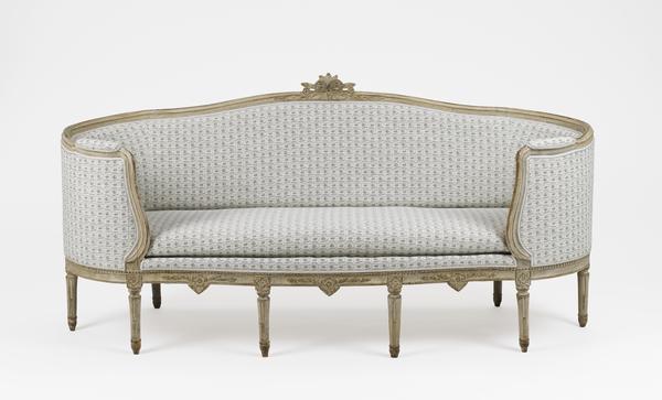 Viebahn Fine Arts Sitzm Bel Gustavianisches Sofa