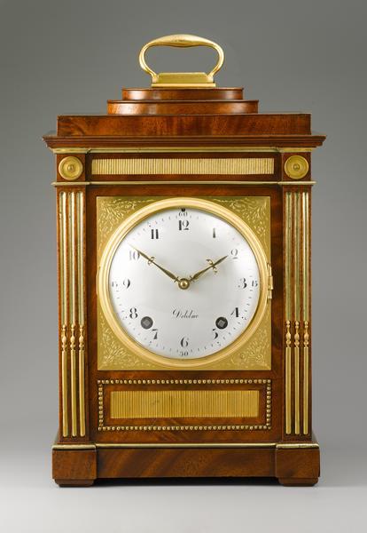 Viebahn Fine Arts Uhren Tischuhr David Roentgen Neuwied 1785 90